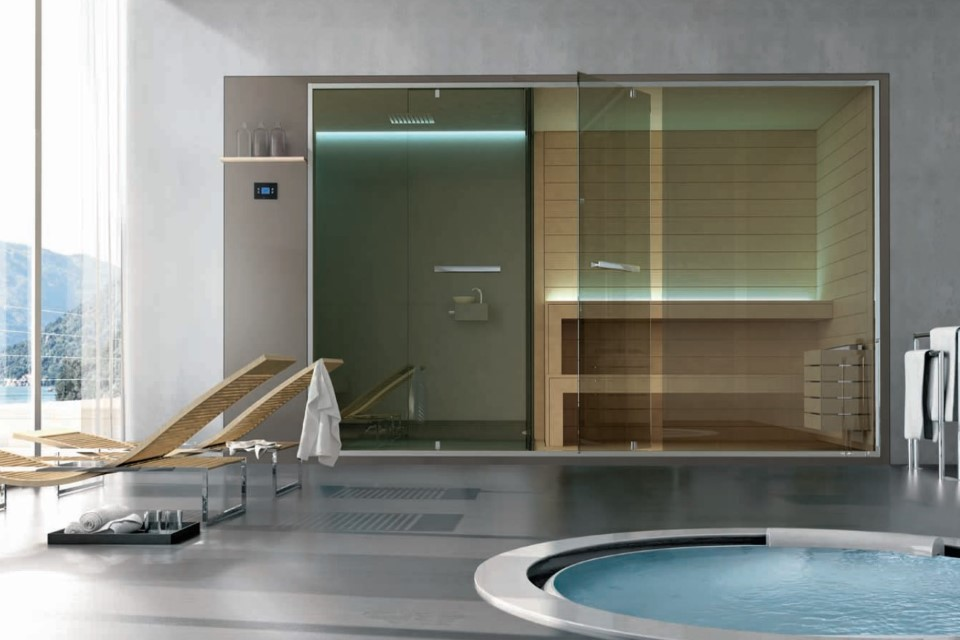 Hafro-hammam-con-Doccia-integrata-sauna